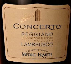 Weinberatung Lambrusco