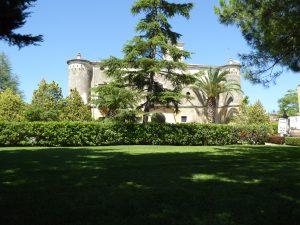 Ferrocinto. Schloss