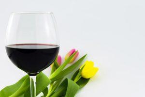 Wein und Speise Ostern