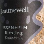 Braunewell Riesling Kalkstein