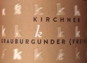 Kirchner Grauburgunder