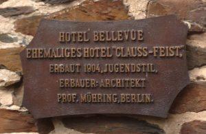 Jugendstilhotel Bellevue