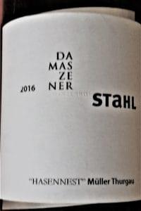 Müller-Thurgau Stahl