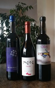 Mitbringsel Wein aus Priorat