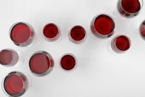 Egon und Siziliens Rotwein